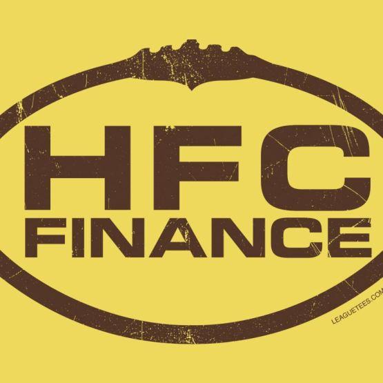 Vintage HFC footy jumper
