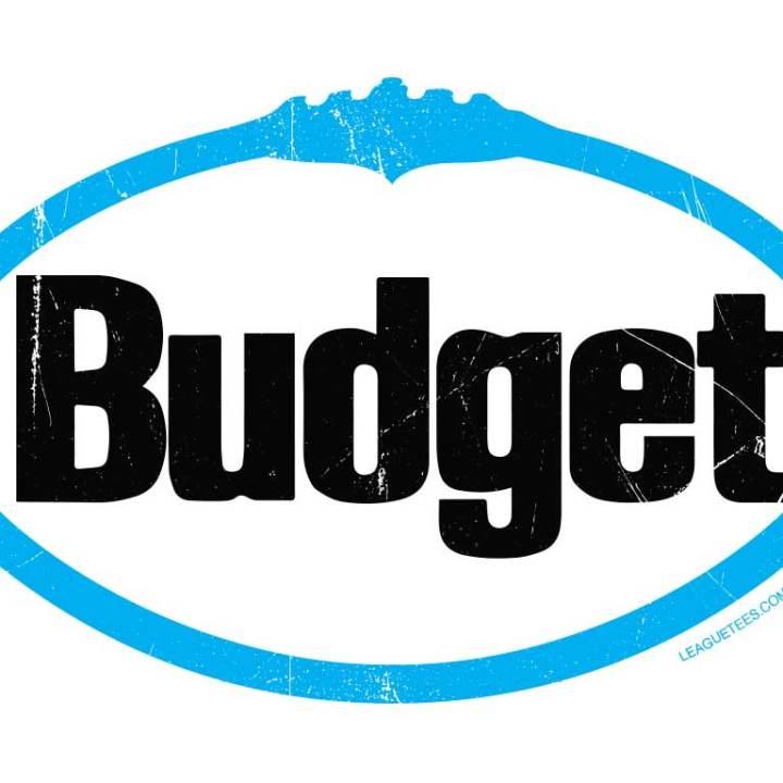 Budget footy jumper