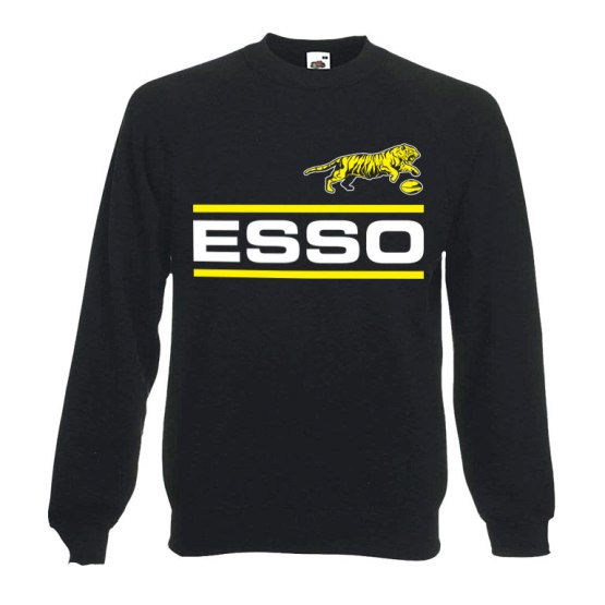 ESSO tigers football sweater