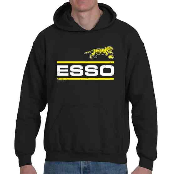 esso tigers hoodie