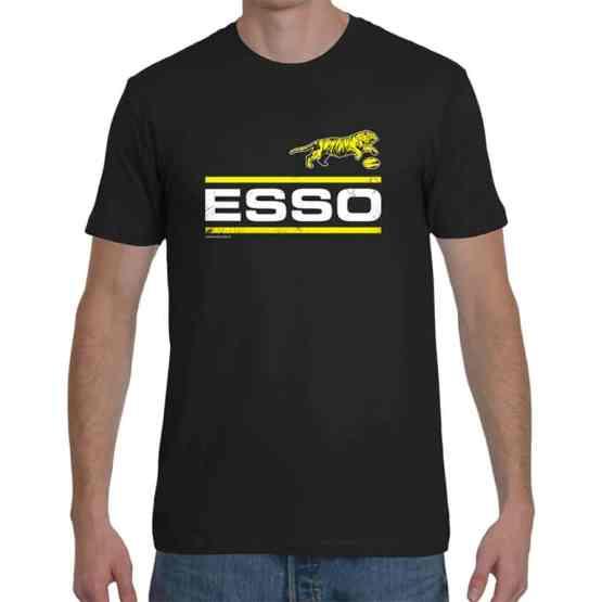 esso tigers vintage tshirt