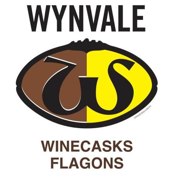 Wynvale footy jumper sponsor