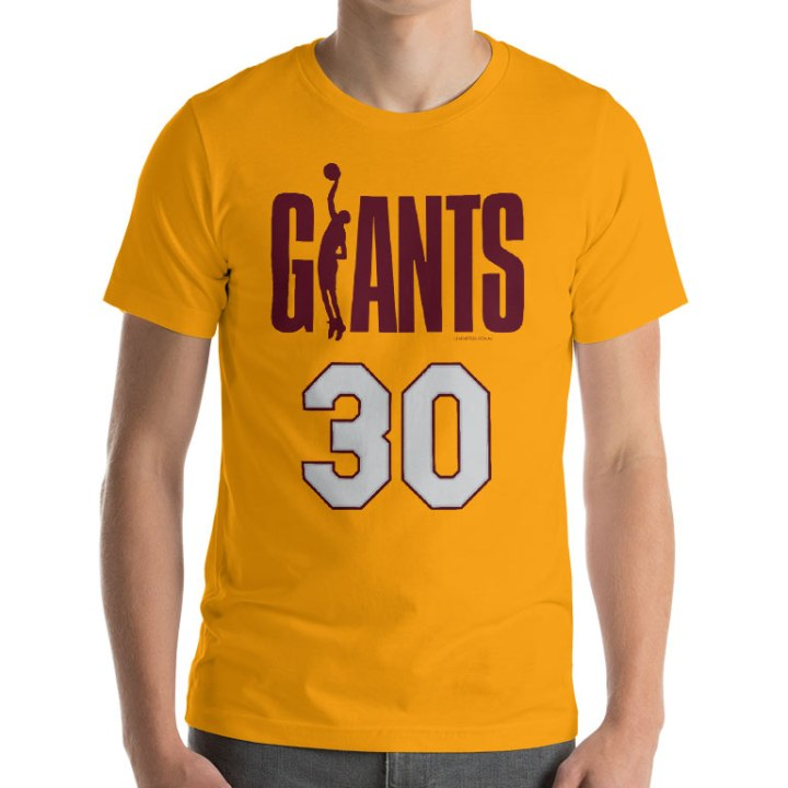 north melbourne giants jersey t-shirt