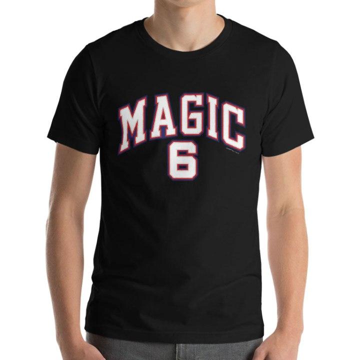 south east magic retro t-shirt