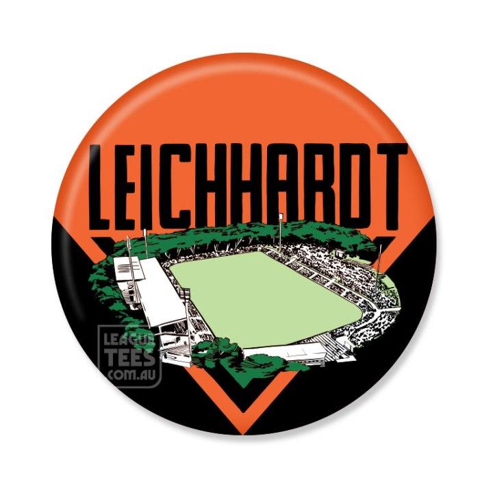 leichhardt oval badge