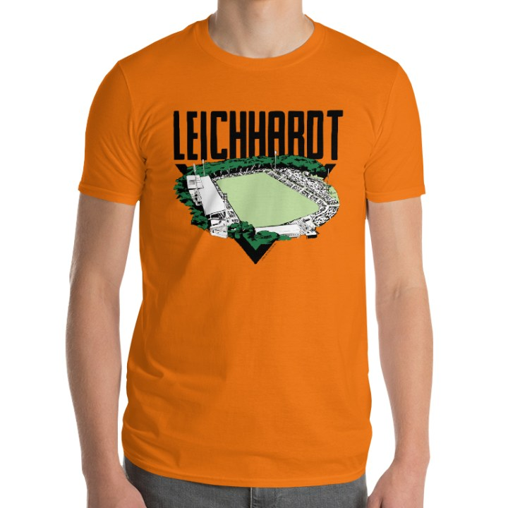 leichhardt oval t-shirt