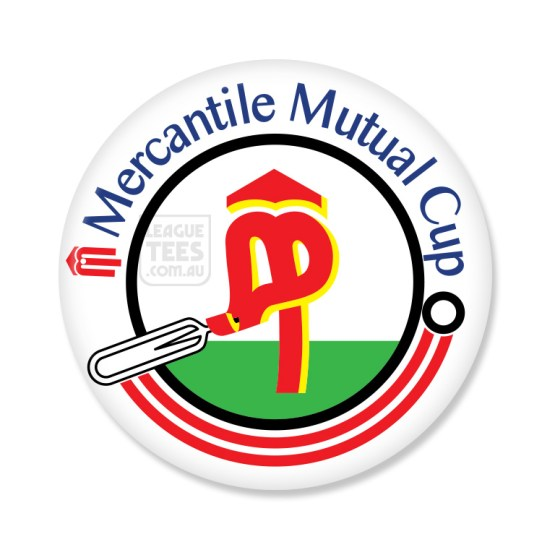 mercantile mutual cup badge