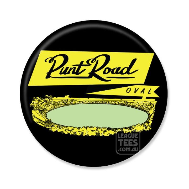 Punt Road Oval badge