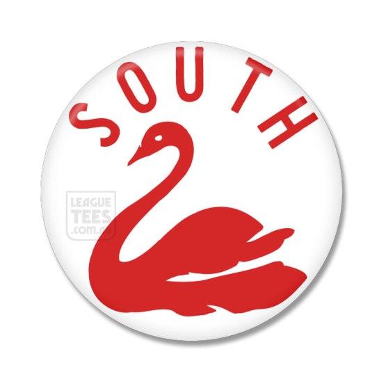 south melbourne vintage football badge