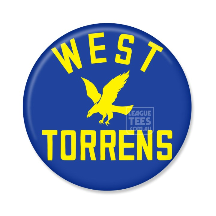 west torrens vintage football badge