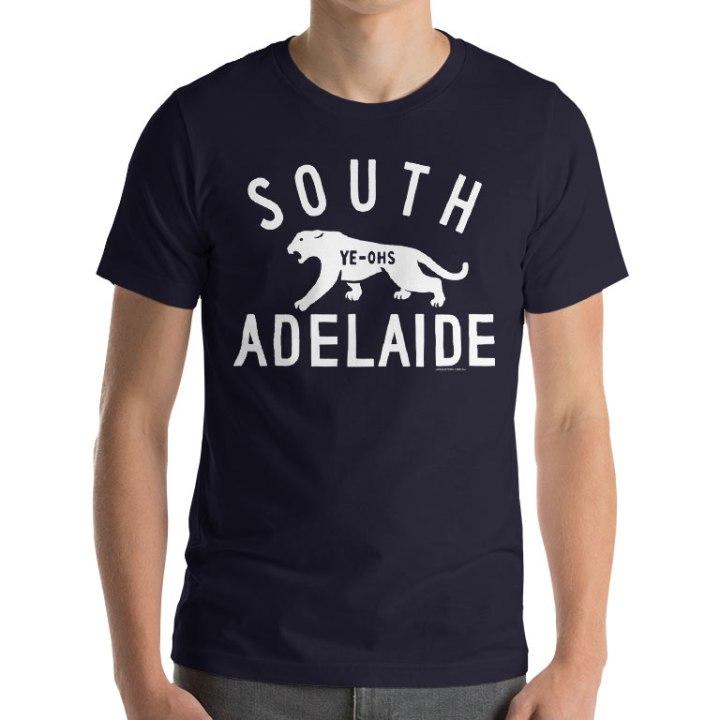 south adelaide football club shirt