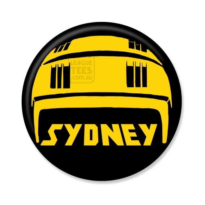 sydney stack hat badge