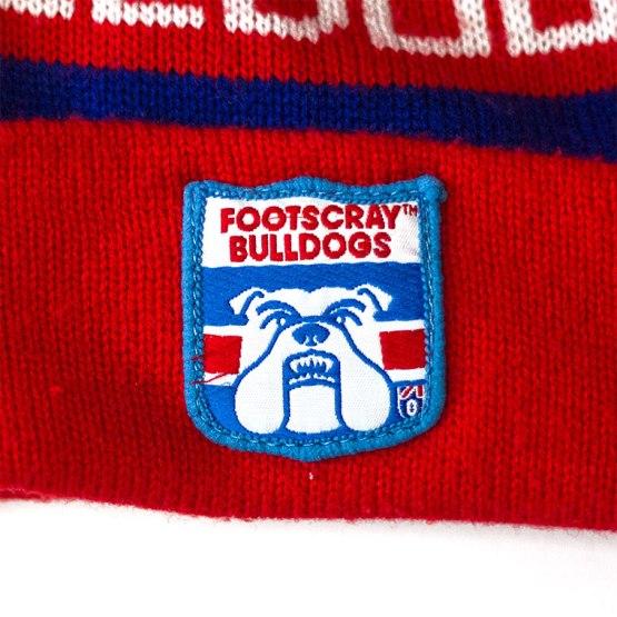 footscray bulldogs logo