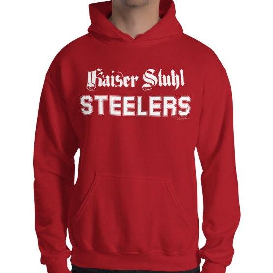illawarra steelers retro hoodie