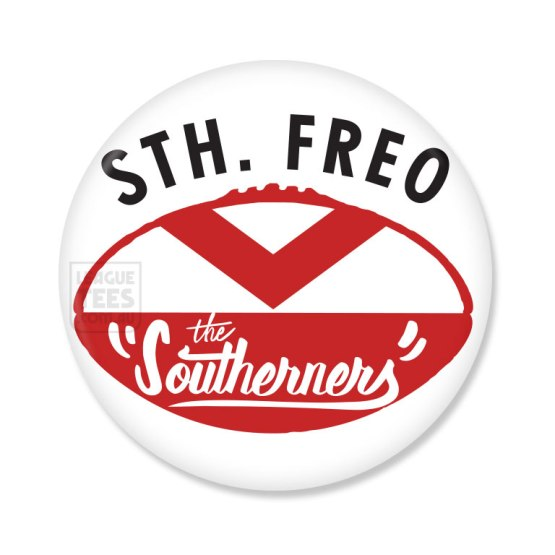 south fremantle wafl badge