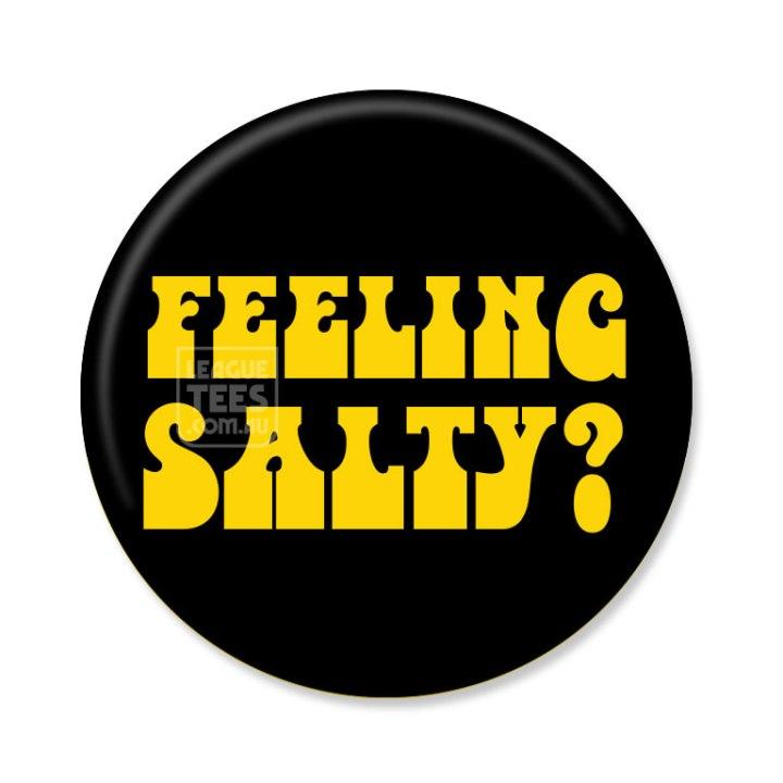 feeling salty badge