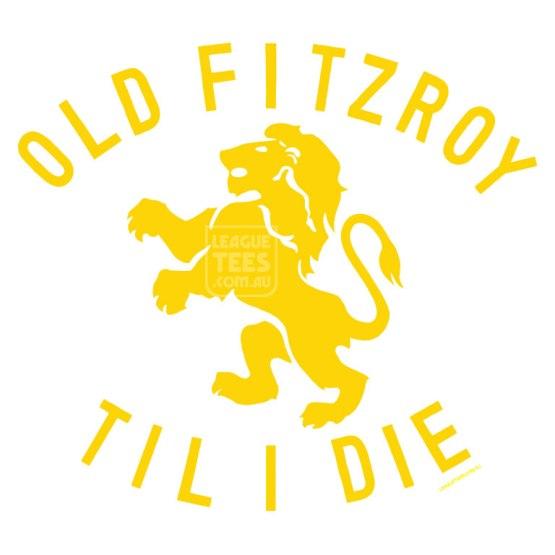 fitzroy football club logo