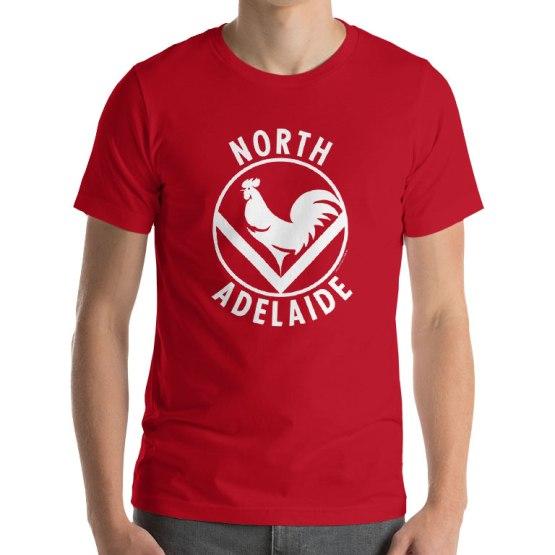 north adelaide football club shirt