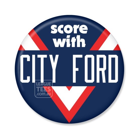 city ford badge