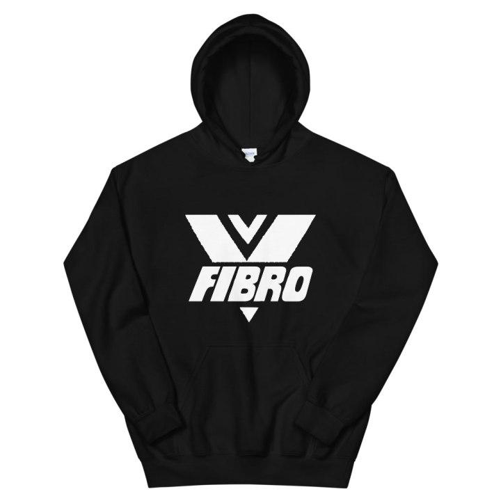fibros rugby league hoodie