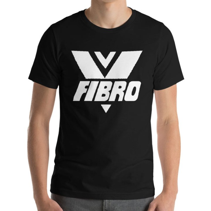 fibros rugby league t-shirt