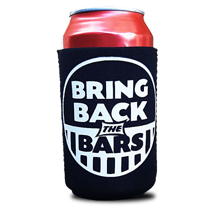 pison bars stubby holder