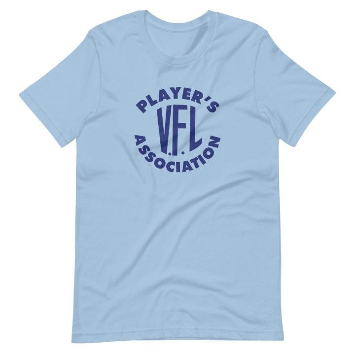 vfl players association shirt