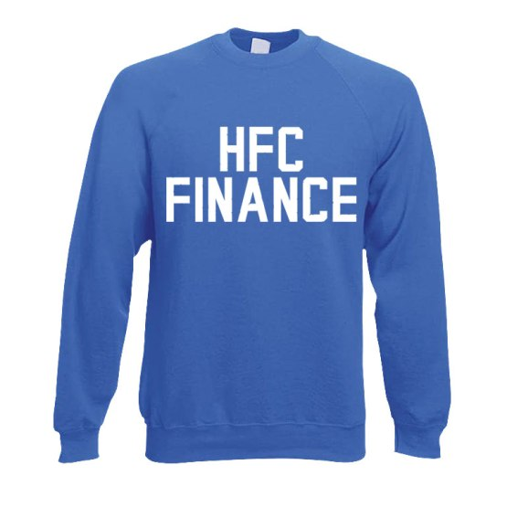 hfc finance rugby league sweater