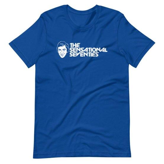 Peter Landy shirt blue