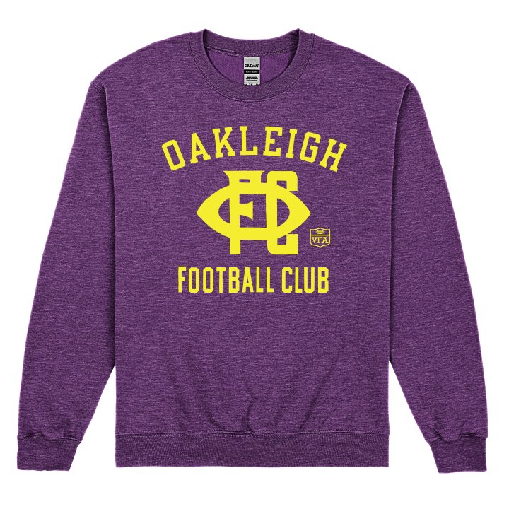 oakleigh vfa football jumper