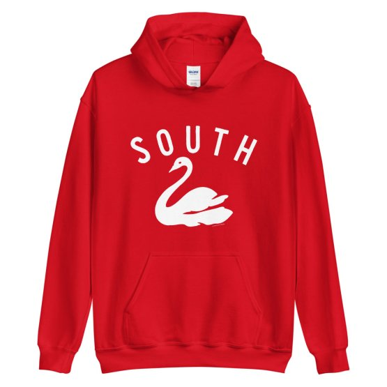 south melbourne swans hoodie