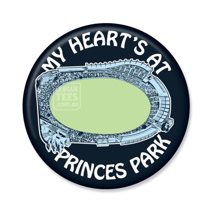 Princes Park badge