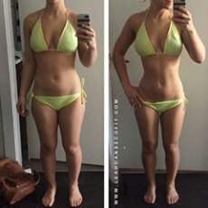 21 day fix transformation