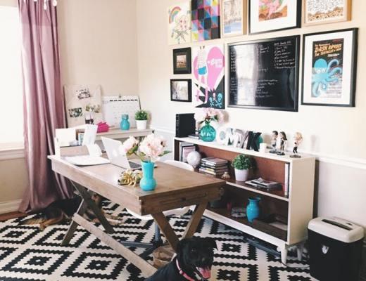 diy designer office
