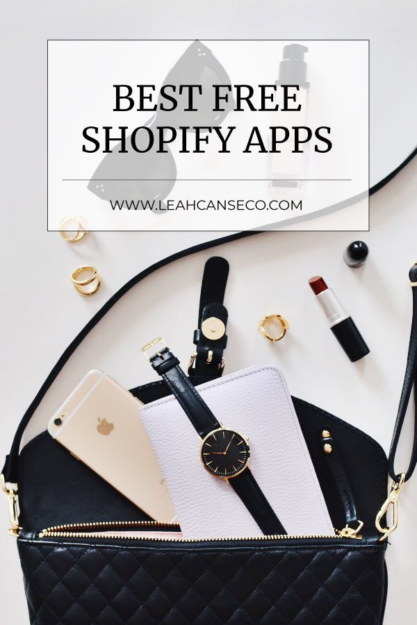Learn what the best free shopify apps are for your ecommerce store. #shopify #ecom #olinestore