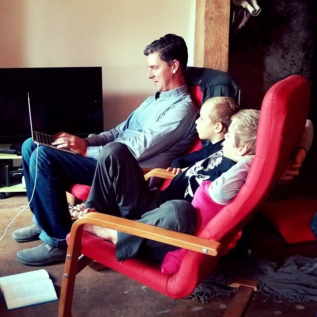 Training the next generation of geeks.