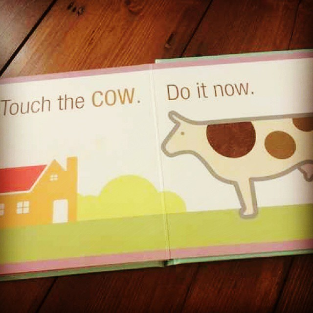 This children's book is helping me learn how to be more assertive.