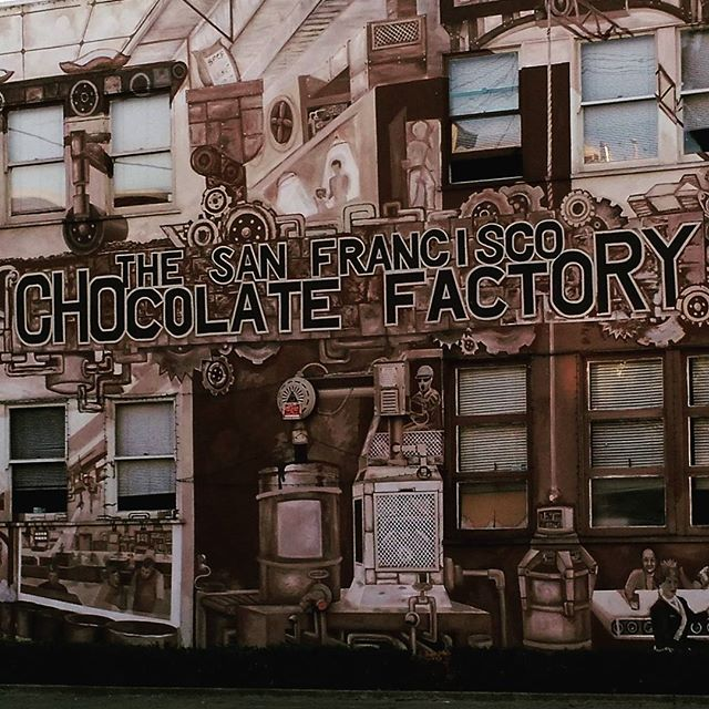 May have found my heaven. #chocoholic