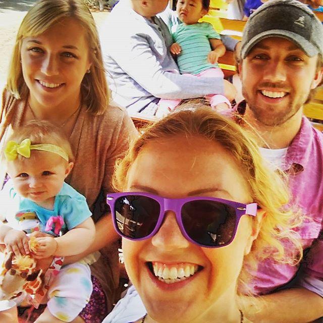 Adventure train selfie!  #oaklandzoo