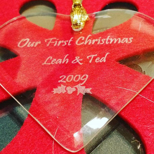 """Ted and I have had 6 very merry Christmas holidays together. This year we celebrate our last as a couple and look forward to our first Christmas as a threesome. Can't wait to meet """"Firecracker"""" Curran on July 4!Thanks to all of the love and support we have received in our journey to parenthood these past few years. My heart goes out to everyone that is struggling with infertility and hope that sharing my story can provide a bit of relief during your difficult time: www.pedalandchew.wordpress.com/category/infertility"""