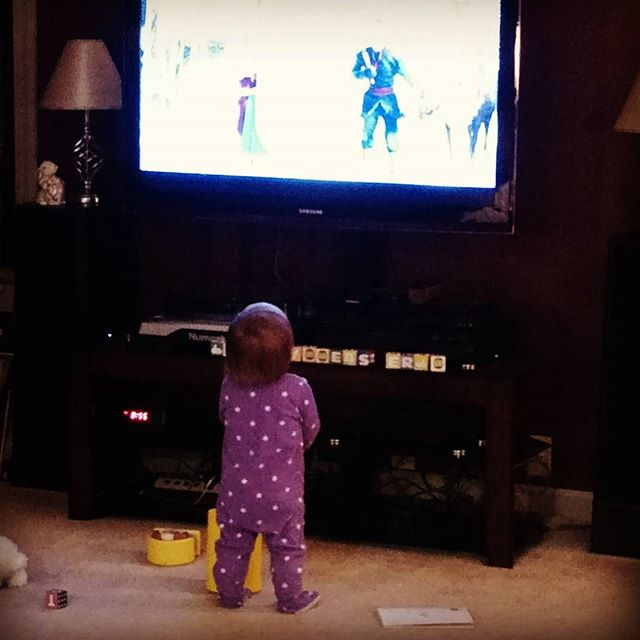 "Discovering ""Frozen"" with #graciejeansamson"