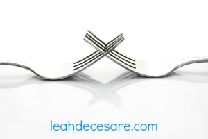 What is a fork? Fork Book | leahdecesare.com