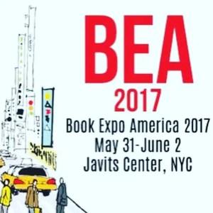 Book Expo 2017 | leahdecesare.com