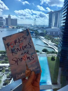 Forks, Knives, and Spoons in Singapore | leahdecesare.com