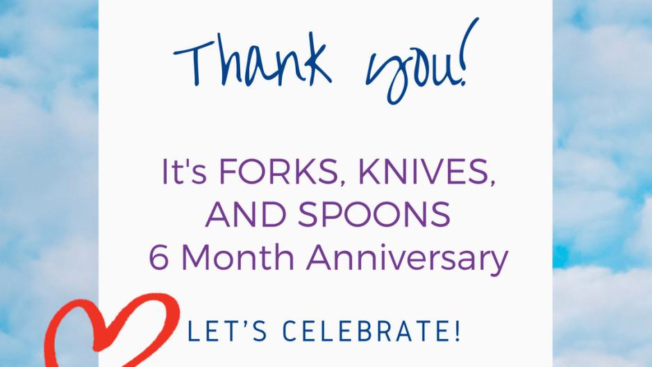 6 month anniversary | leahdecesare.com