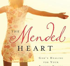 The Mended Heart {Guest Post & Giveaway}