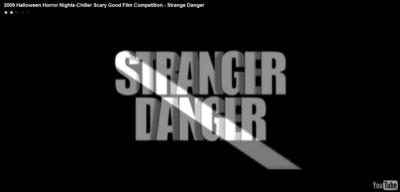 Stranger Danger by Luke Nelson