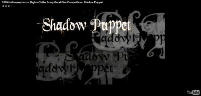Shadow Puppet by David Schneider