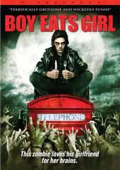 DVD cover Boy Eats Girl (2005)