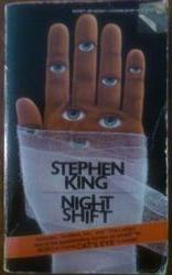 Book cover Night Shift (Paperback) by Stephen King